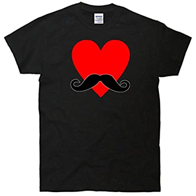 Mustache Love T-Shirt