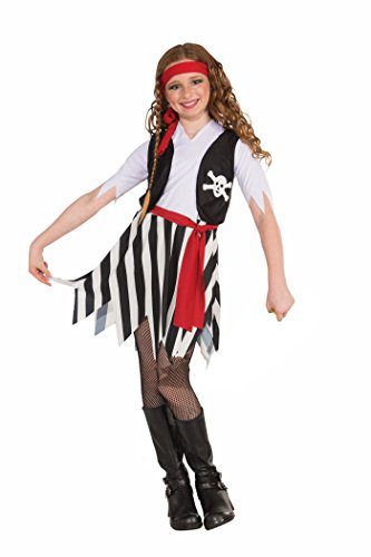 Little Lady Buccaneer Costume