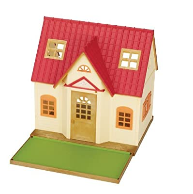 Calico Critter Cozy Cottage Starter Home from International Playthings