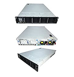 High-End Virtualization Server 12-Core 128GB RAM 1.6TB RAID SSD HP ProLiant DL380 G7 (Certified Refurbished)