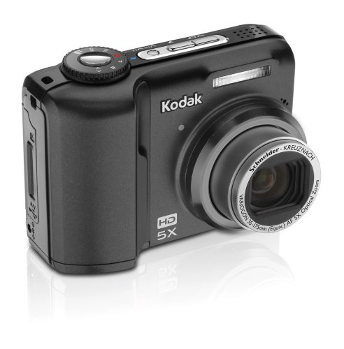 Kodak EasyShare Z1085 IS is one of the Best Compact Point and Shoot Digital Cameras for Travel, Child, and Action Photos Under $200