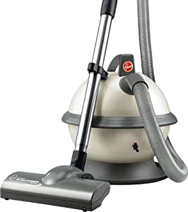 Hoover S3341 Constellation Bagged Canister Vacuum Cleaner