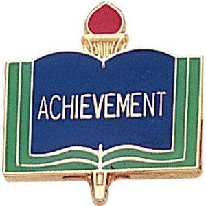 Achievement Lapel Pins (10-Pack)