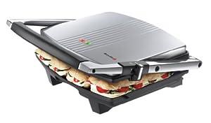 breville vst026x appareil sandwich pour 4 et panini. Black Bedroom Furniture Sets. Home Design Ideas