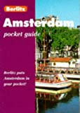 img - for Berlitz Amsterdam Pocket Guide book / textbook / text book