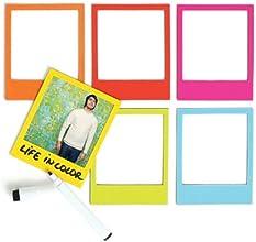 Doiy DYPOLAFCO Cadre Photo Color Polaframes Aimant/PVC