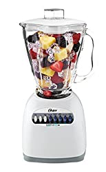 Oster 6647 10-Speed Blender, White