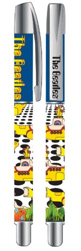 Beatles 'Yellow Submarine' Logo Gel Pen