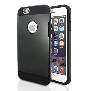 iPhone 4S Case, iPhone 4 Case, JETech Gold Super Fit iPhone 4/4S Case for Apple iPhone 4 4S Logo Cut-Out Fits AT&T, Sprint, Verizon, T-Mobile - Black.