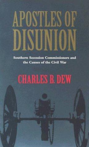 causes of disunion essays