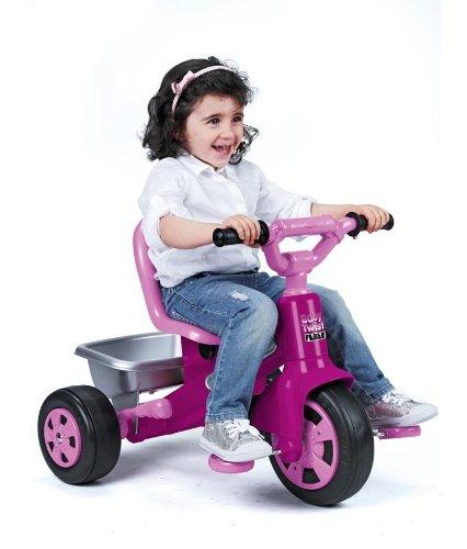Imagen 11 de FEBER - Triciclo Baby Twist Niña (Famosa) 800007099