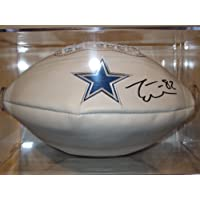 Jason Witten Dallas Cowboys Signed Autographed Logo Football Authentic Certified Coa