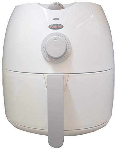 GOLD-TEC AIR FRYER LOW FAT OIL FREE OVEN/COOKER