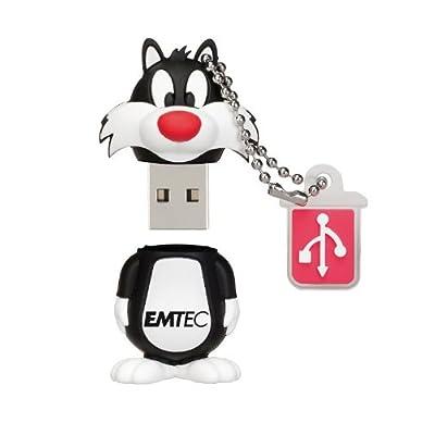 Emtec Flash Drive 8GB Sylvester EKMMD8GL101