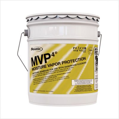 Bostik MVP Moisture Vapor Barrier 2 Gallon Pail - 80 sf Coverage