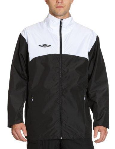 Umbro Men's Training Rain/Shower Jacket