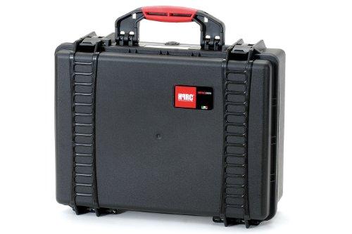Plaber s.r.l HPRC 2500E Hartschalenkoffer für Kameras, Schwarz