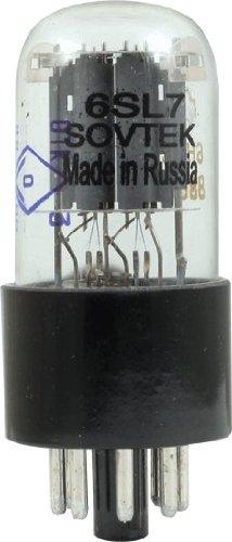 Sovtek 6SL7GT Vacuum Tube sovtek 5y3gt free shipping
