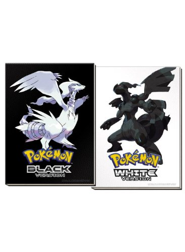 Pokemon Black Version & Pokemon White Version Collector's Edition: The Official Pokemon Strategy Guide & Unova Pokedex with Removable Front-cover Lenticular