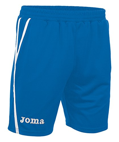 Joma Game Shorts Unisex Adulto, Blu (Royal), Xl