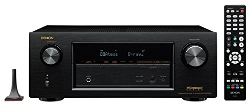 Great Deal! Denon AVR-X3200W 7.2-Channel Full 4K Ultra HD A/V Receiver with Bluetooth and Wi-Fi