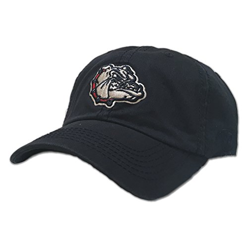 Gonzaga University Cap - GU Bulldogs Low Crown Adjustable Hat - Navy (Gonzaga Cap compare prices)