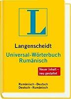 Langenscheidt Bilingual Dictionaries: Universal-Worterbuch Rumanisch