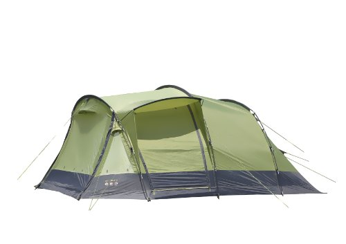 Gelert Lakesbury 5 Tent - Calliste Green/Sweet Pea/Charc