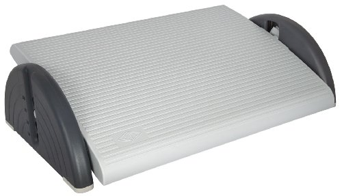 Wedo Relax Plus Footrest - Grey