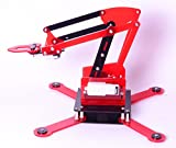 #3: Robotic arm for arduino/college projects, JCB project