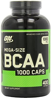 Optimum Nutrition BCAA 1000mg (800 Capsules)