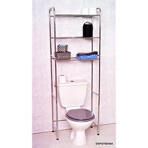 Bas prix premier housewares meuble de rangement 4 paniers en osier structure - Fournitures de bureau pour particuliers ...