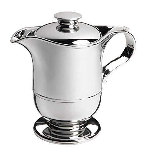 Fox Run Thermo Gravy Boat with Stainless Steel Liner, Chrome
