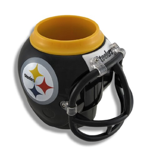 FanMug Pittsburgh Steelers Mug, Various, Multi-Color