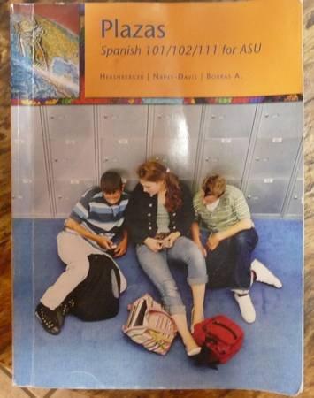 BNDL: ACP Spanish 101/102/111 For ASU : 4th Hershberger