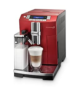 DeLonghi One Touch ECAM 26.455.RB Kaffee-Vollautomat PrimaDonna S (Milchbehälter)