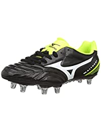 Waitangi CL SG Rugby Boots - Black