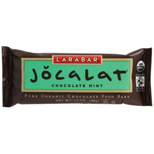 Larabar Organic Chocolate Mint Bar, 1.7 Ounce -- 16 Per Case.