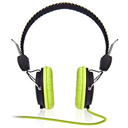 MTV: Lunar Headphones - Green