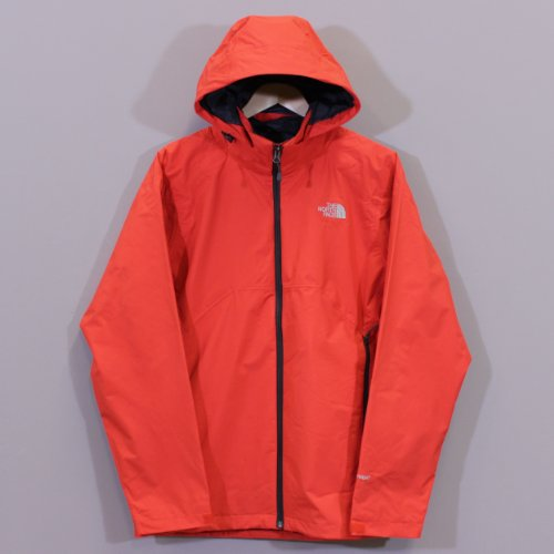 The North Face Mens Stratos Jacket - Centennial Red Large