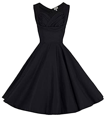 Lindy Bop 'Ophelia' Vintage 1950's Prom Swing Dress