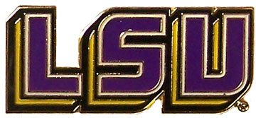 LSU Logo Pin at Amazon.com