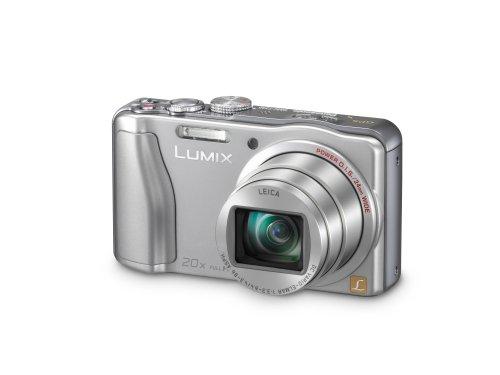 Panasonic DMC-TZ30EB-S Compact Camera - Silver (14.1MP, 20x Optical Zoom) 3 inch LCD
