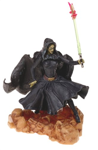 Star Wars AOTC Attack of The Clones Battle of Geonosis Barriss Offee Figure