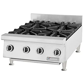 ... .com: Garland GTOG12-2 2 Burner Countertop Range-GTOG12-2: Appliances
