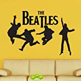 The Beatles Decal Vinyl Wall Sticker (CEL91)