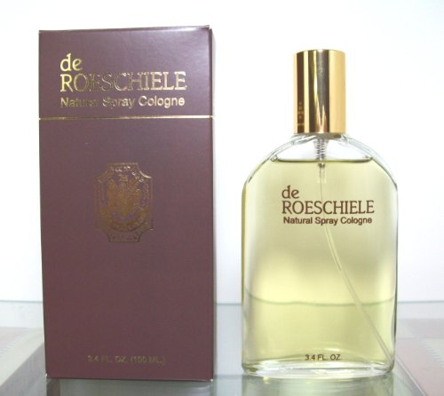 De Roeschiele Natural Spray Cologne Perfume Men