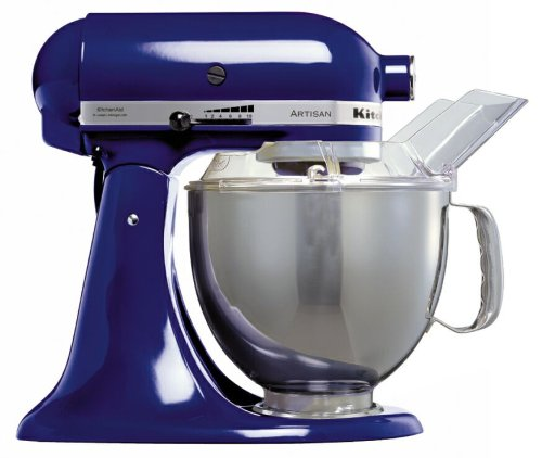 414GBBVsoeL KitchenAid Artisan Stand Mixer Blue