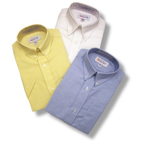 Buy Imp Originals Toddler Boys Oxford Button-Down Shirt in White, Blue or Yellow ~ LONG SLEEVES