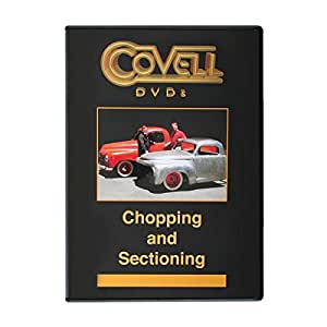 Amazon.com: Ron Covell Chopping and Sectioning DVD: Automotive